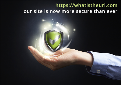 Updated our site whatistheurl.com to secure server