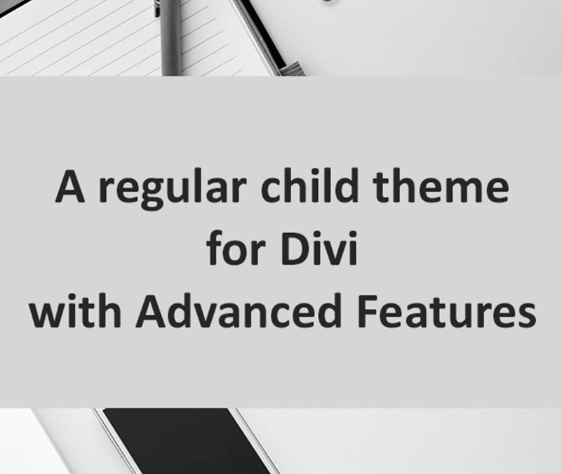VRYN Dextended (A child theme with advanced features)