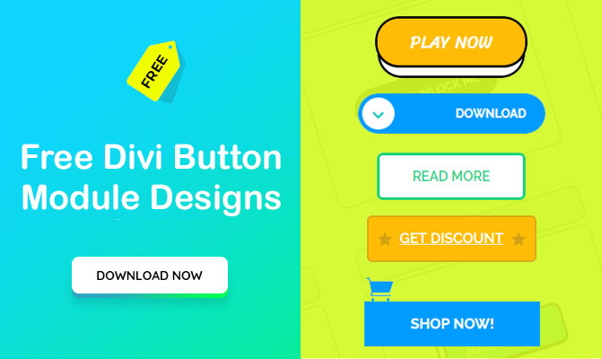 Divi Button Module Designs Download